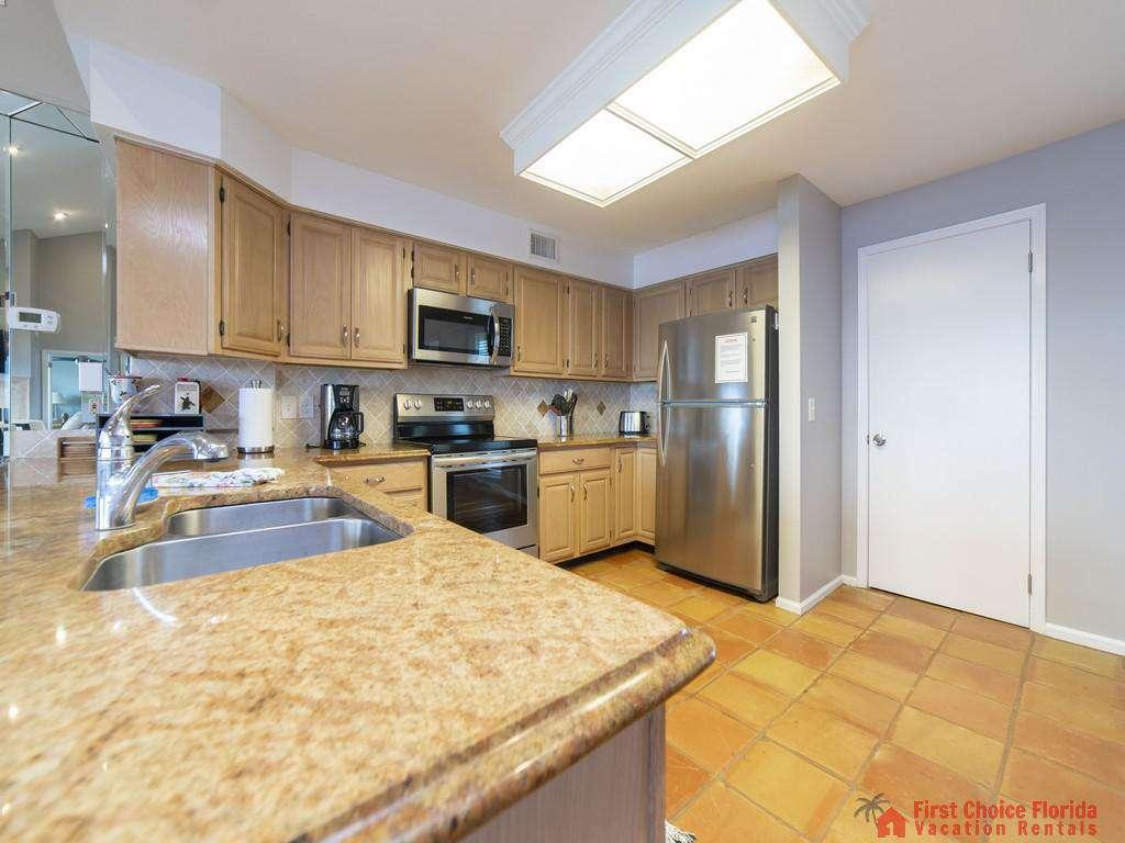 Sea Renity Kitchen Area
