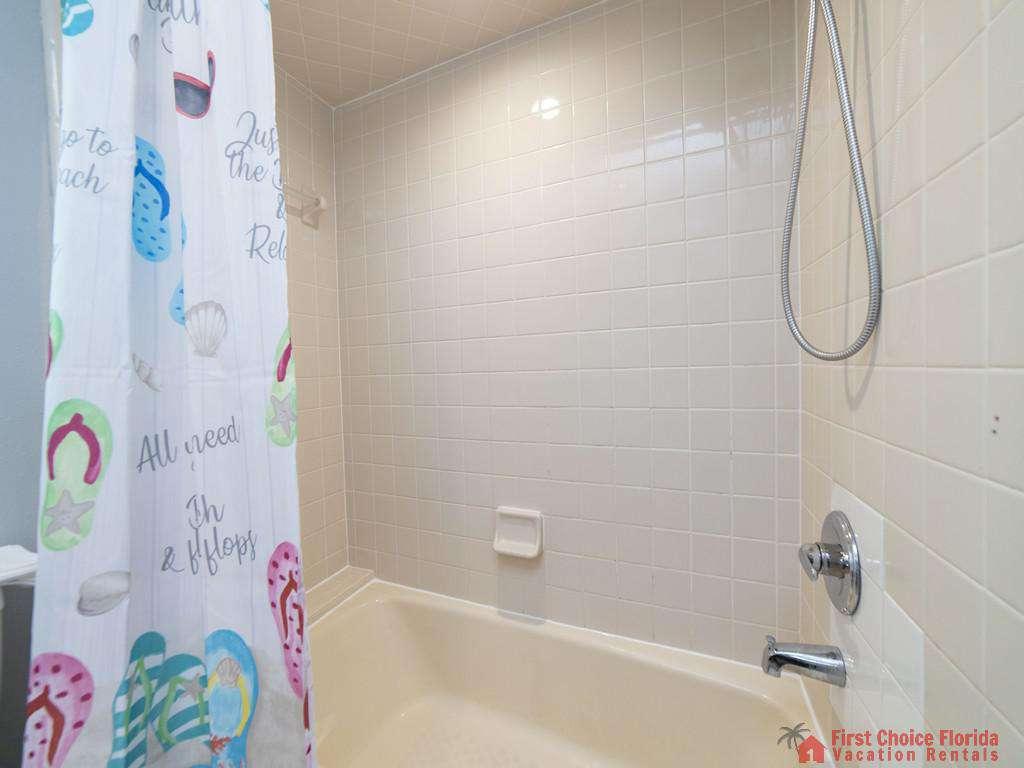 Sea Renity Tub Shower Combo
