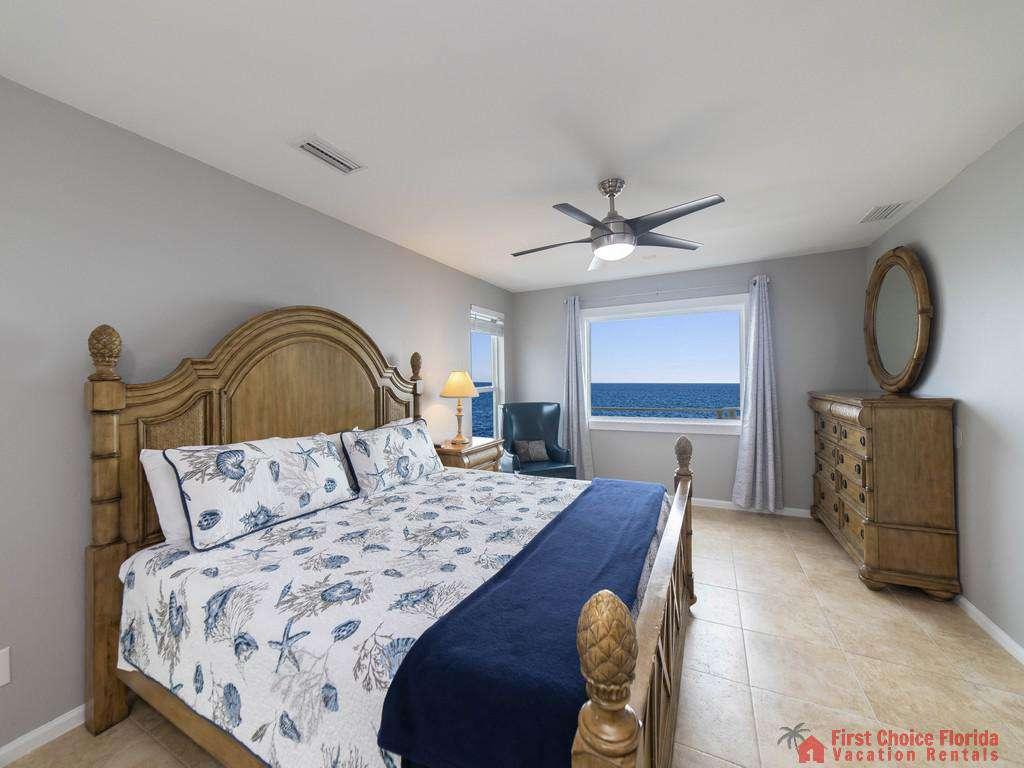 Sea Renity Bedroom