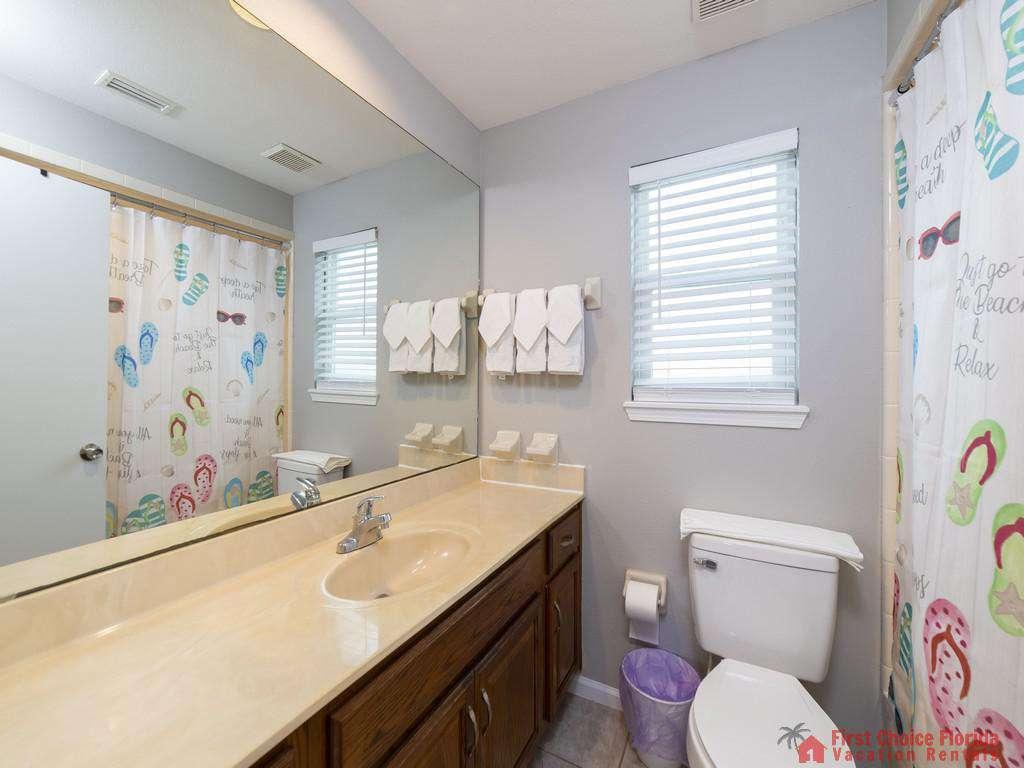 Sea Renity Bathroom