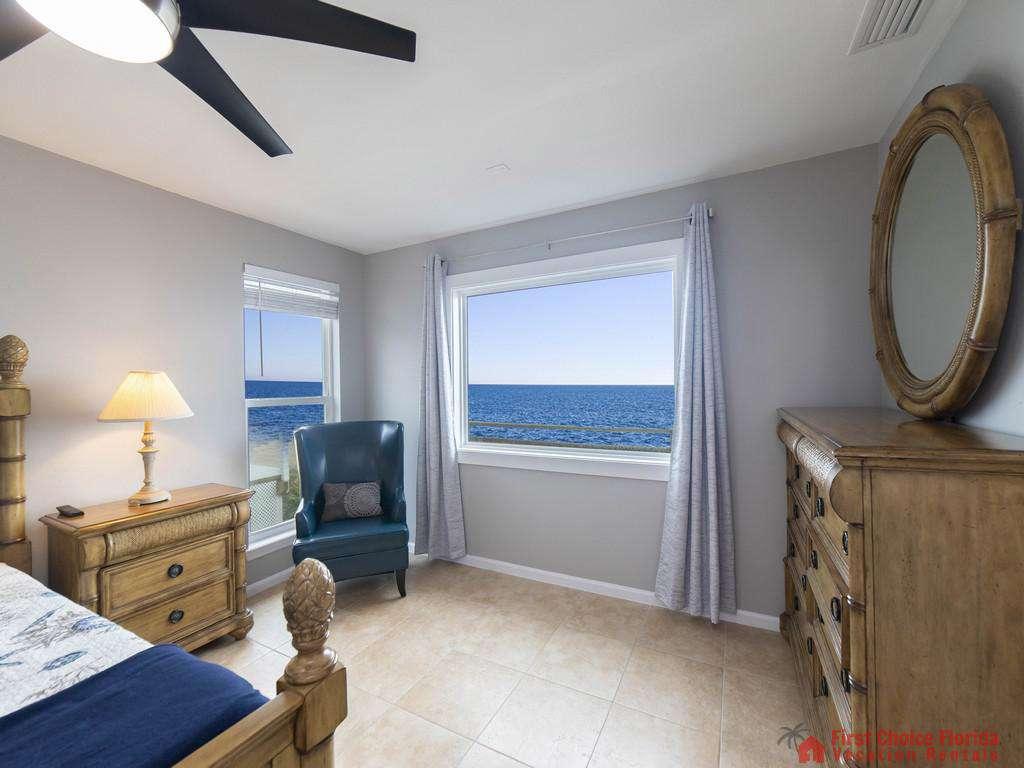 Sea Renity Bedroom View