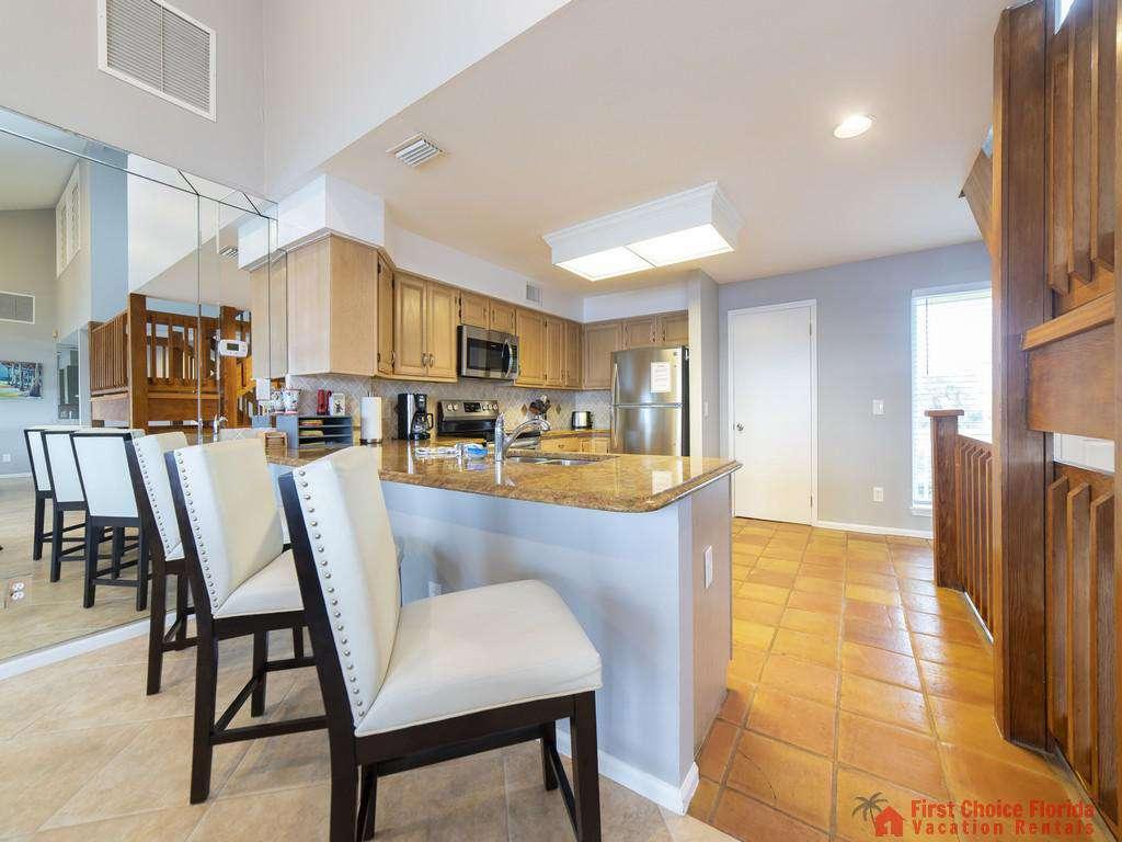 Sea Renity Kitchen Seating