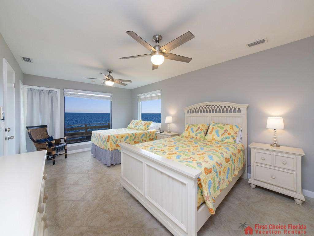 Sea Renity Guest Bedroom