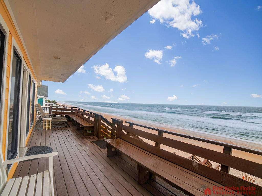 Sea Renity Balcony View