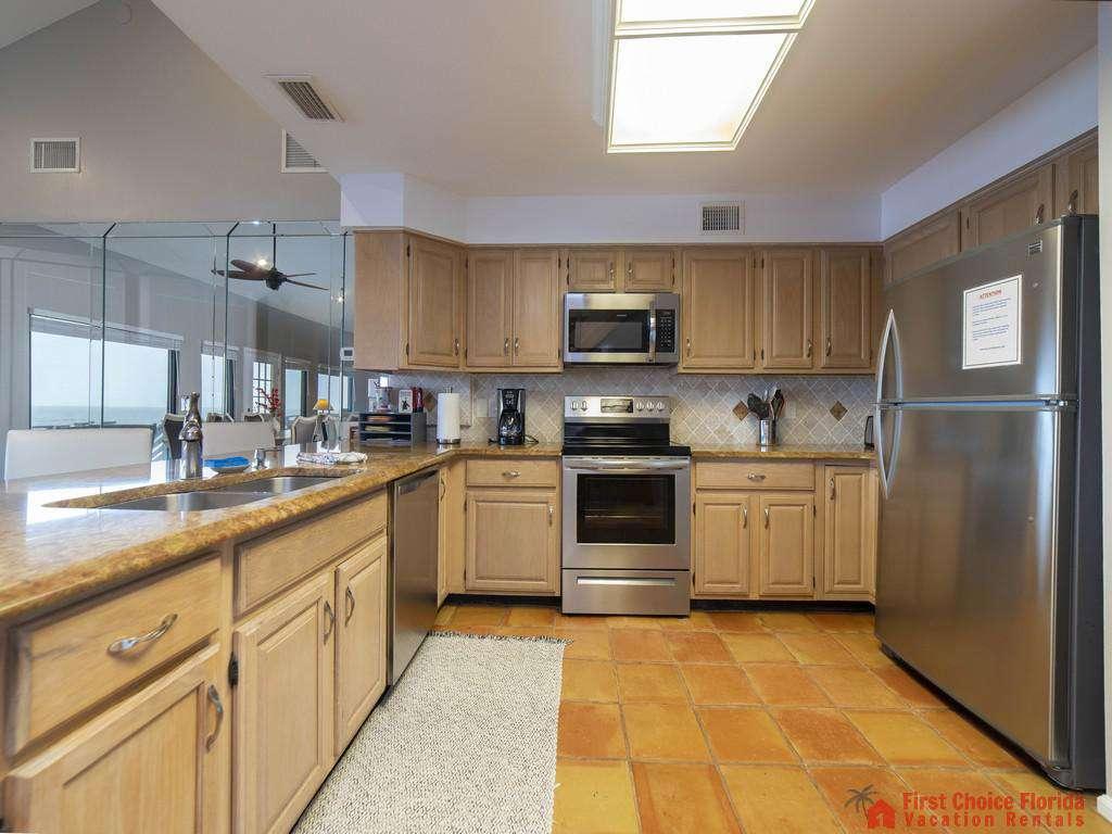 Sea Renity Kitchen