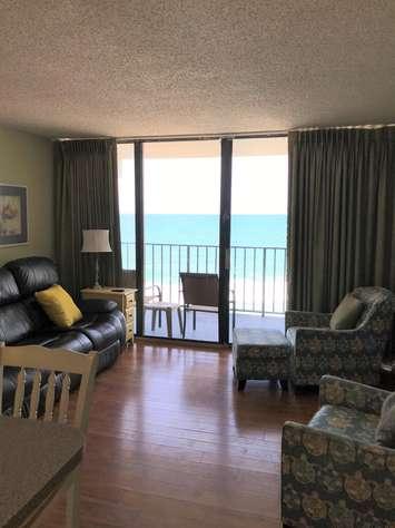 Royal Garden 2 Bedroom 2 Bath Oceanfront #611
