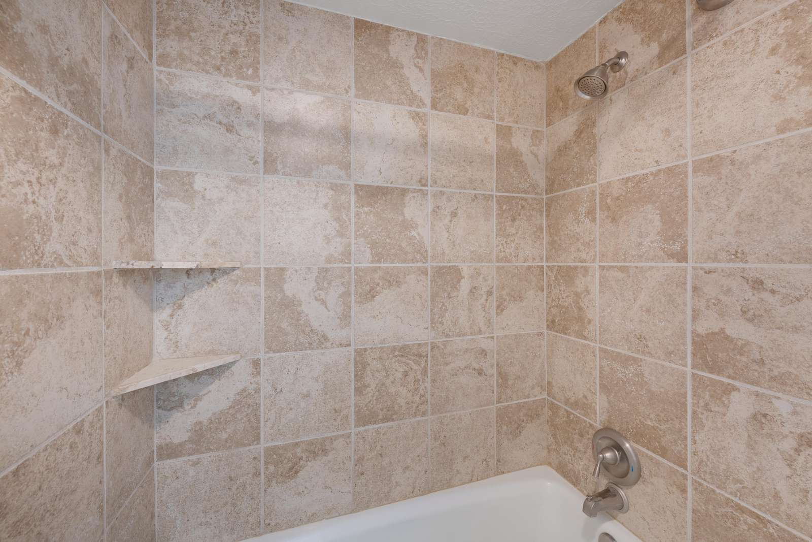 Guest Bathroom Tub & Shower