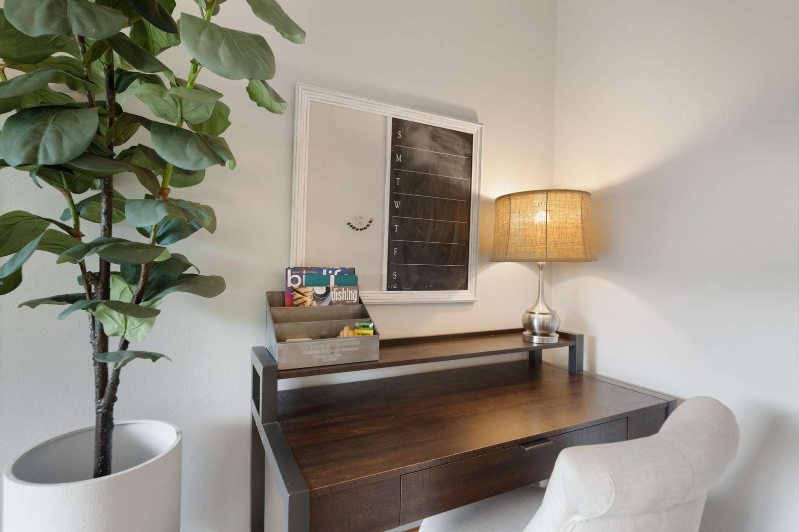 Living Room Study Desk