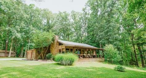 Redwood Lake Cabin