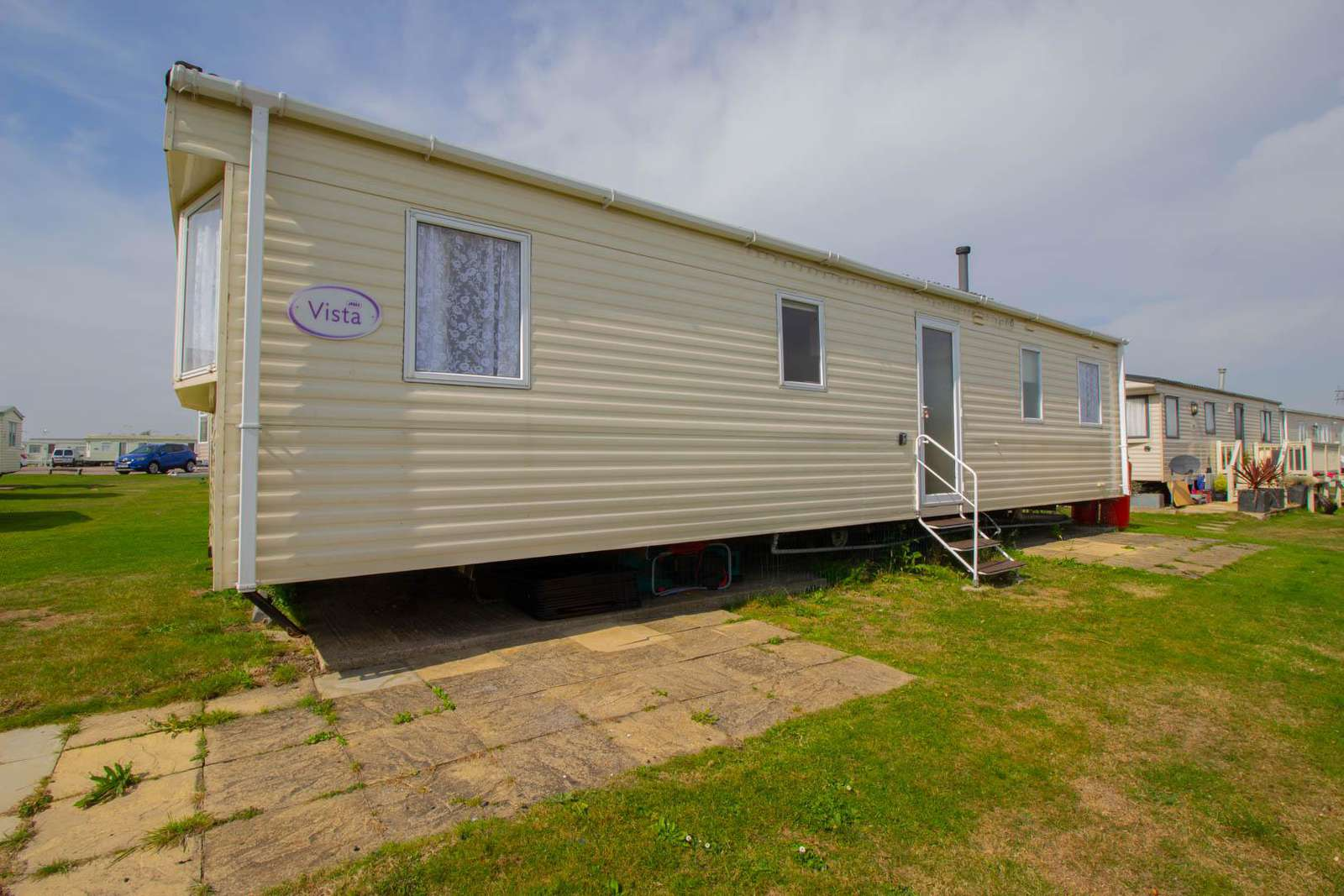 28036BW – Beach Walk area, 3 bed, 8 berth caravan. Emerald rated. - property