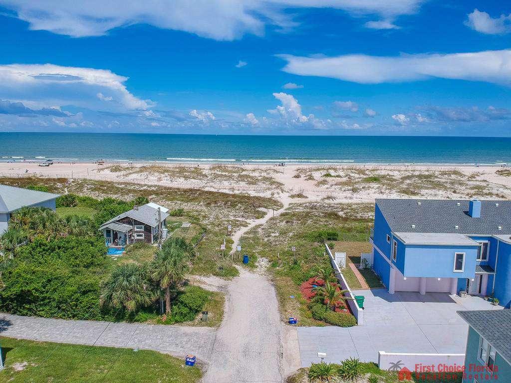 Island Retreat Unit D Beach Walkover