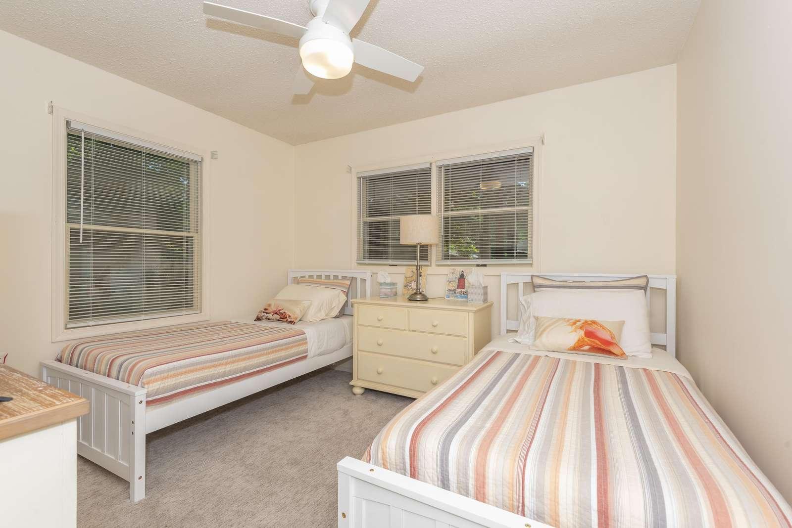 2nd bedroom very comfortable!