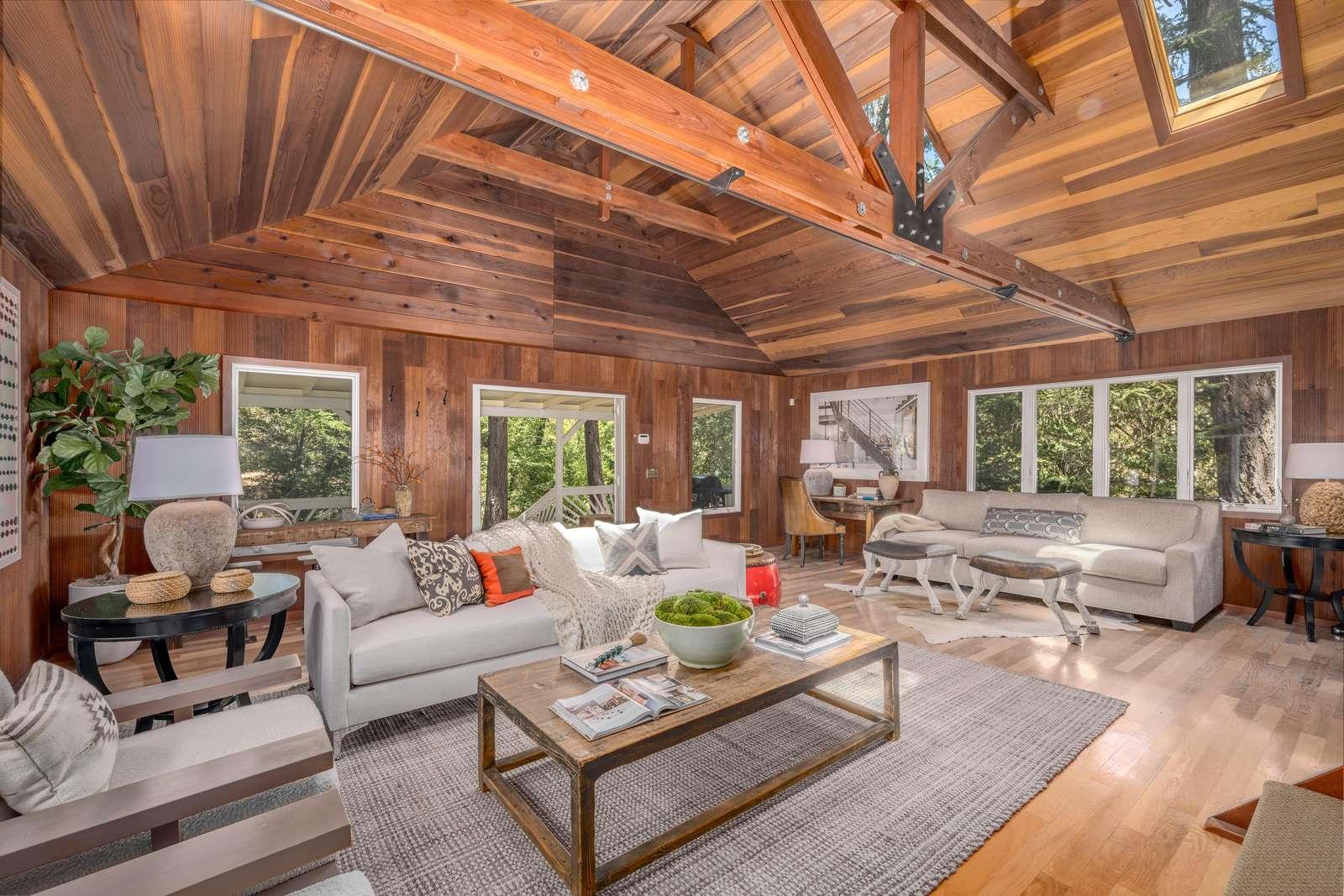 LUX Calistoga Mountain Cottage - property