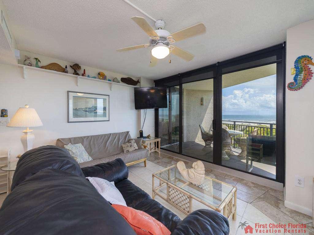 Anastasia Condo - Living Room View