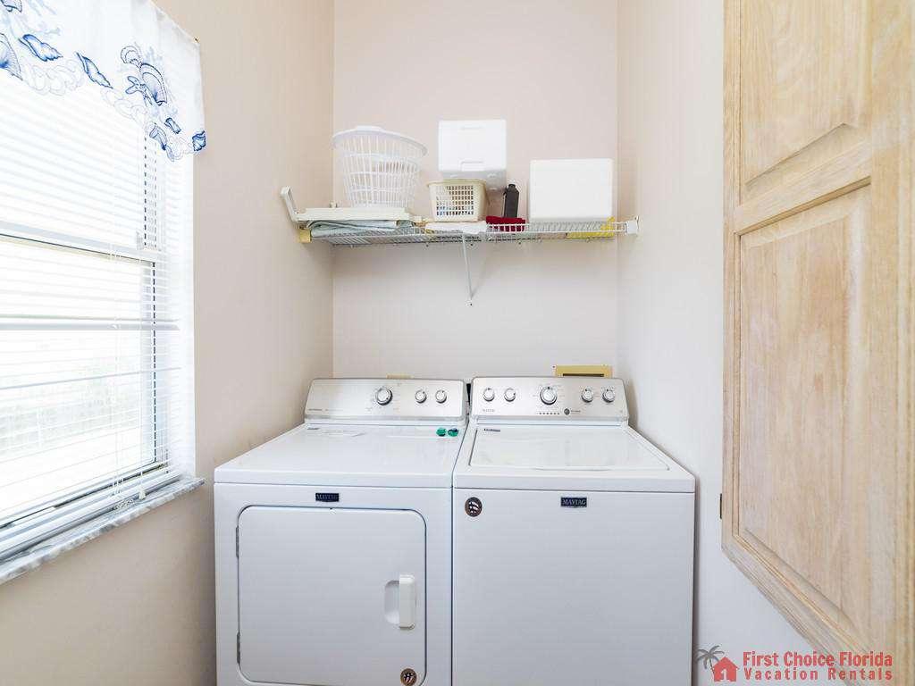 Margarativille Washer and Dryer