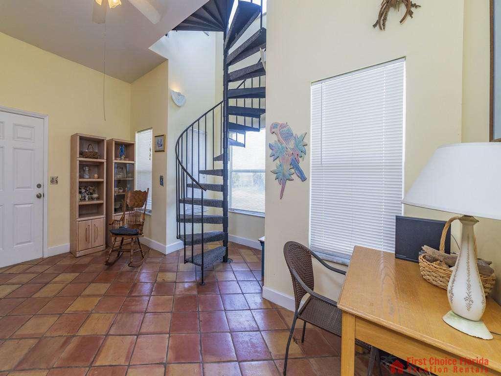 Margarativille Circular Staircase