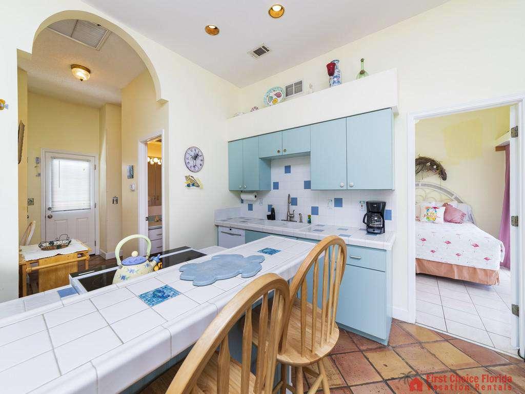 Margarativille Kitchen to Bedroom