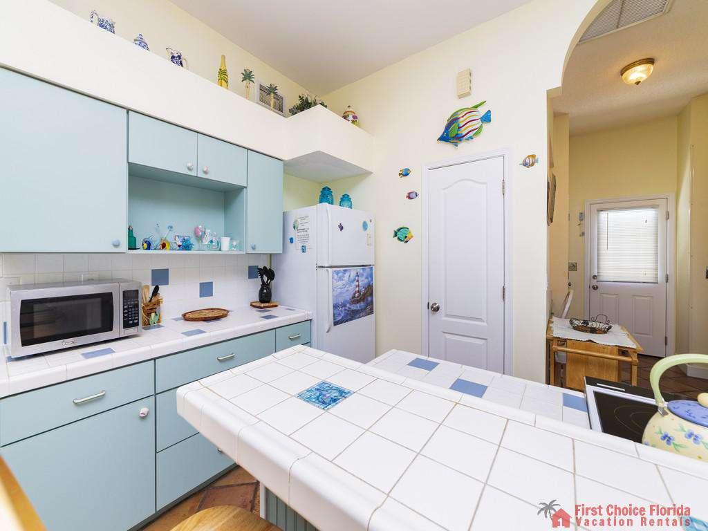 Margarativille Kitchen Area