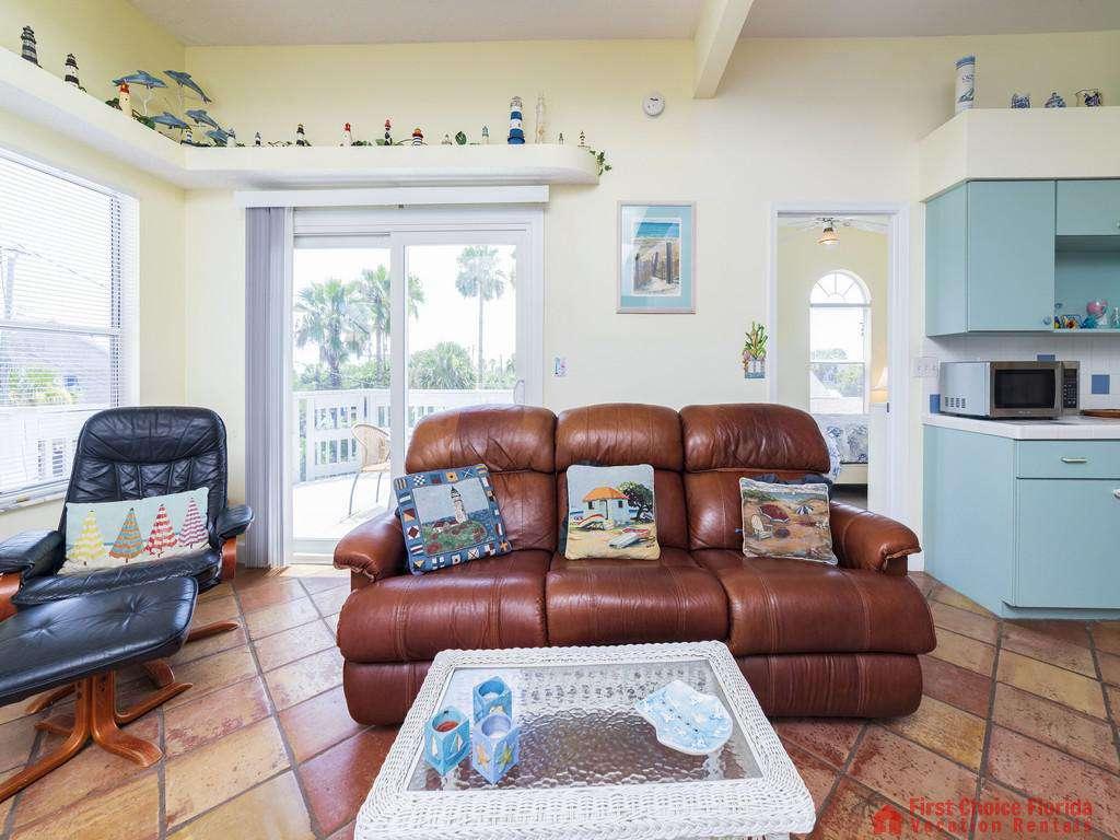 Margarativille Living Room Area