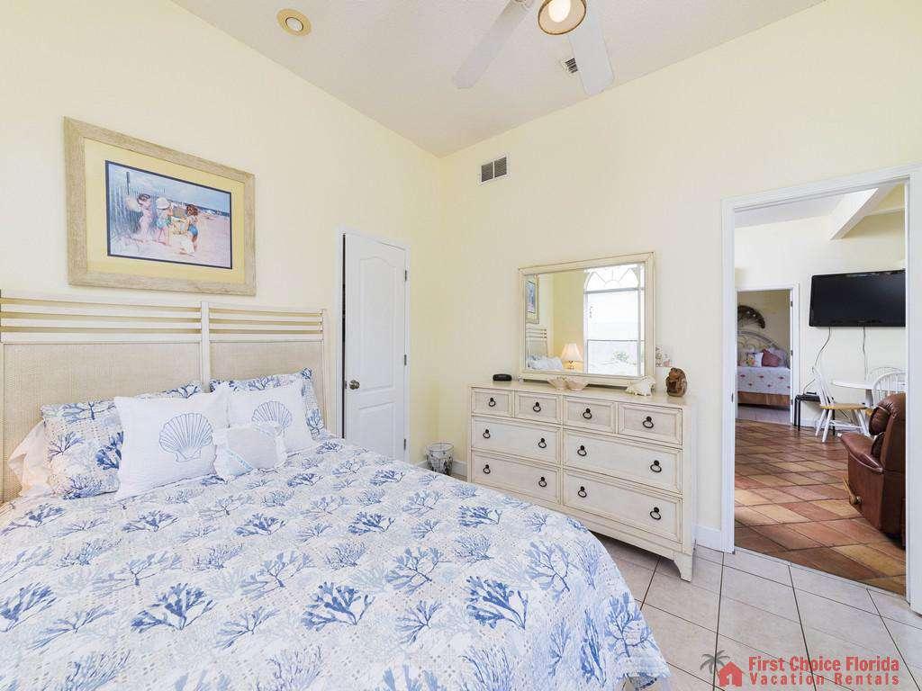 Margarativille Bedroom to Living Room
