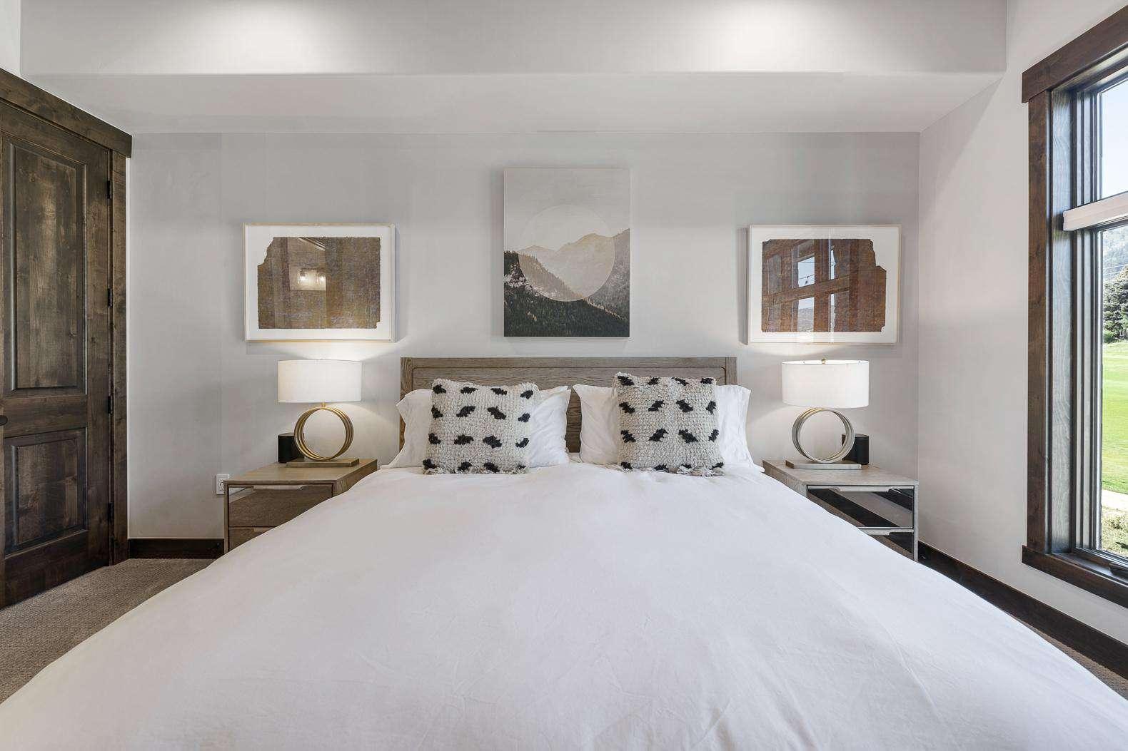 Guest Bedroom King Bed