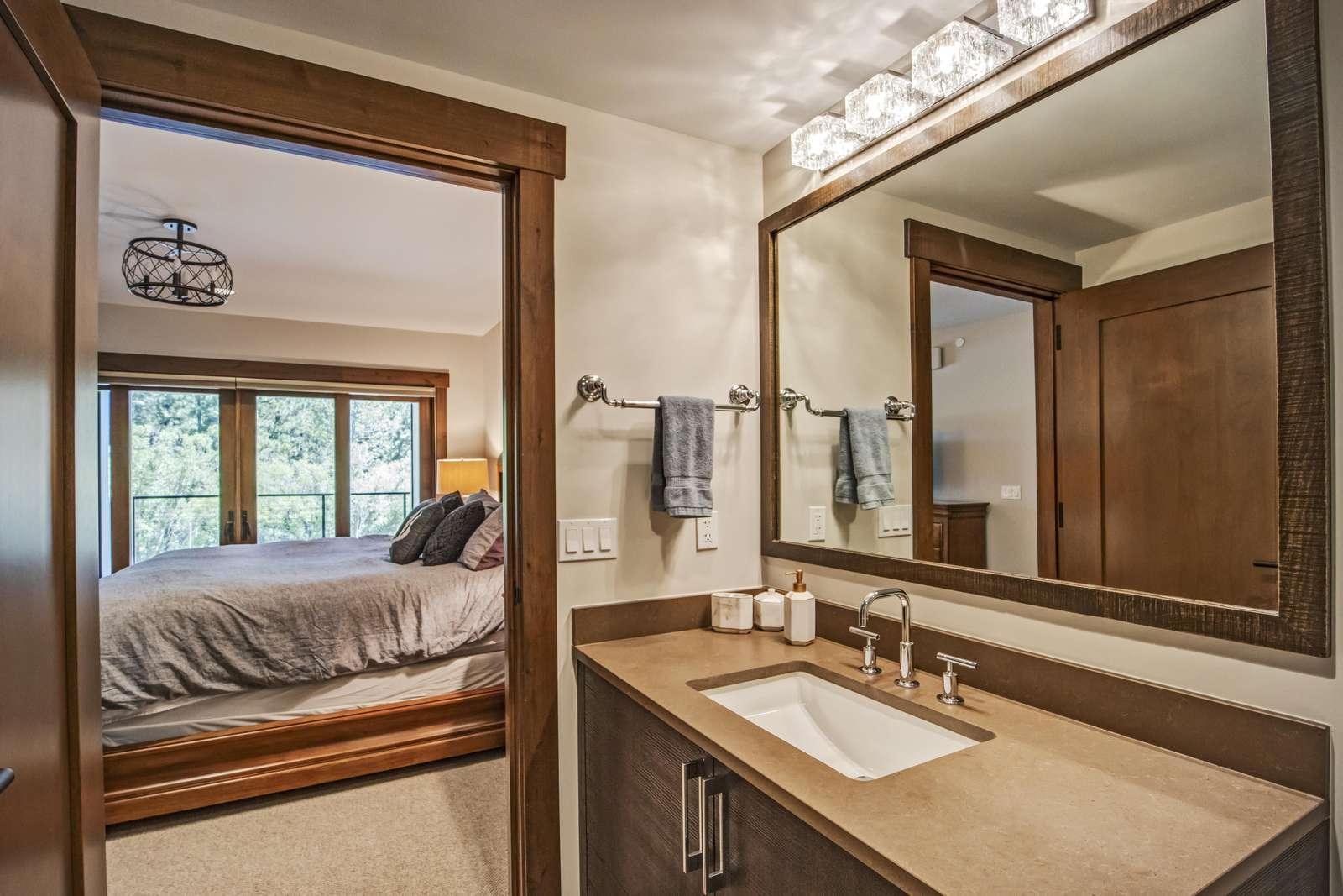 Downstairs Master 2 Bath