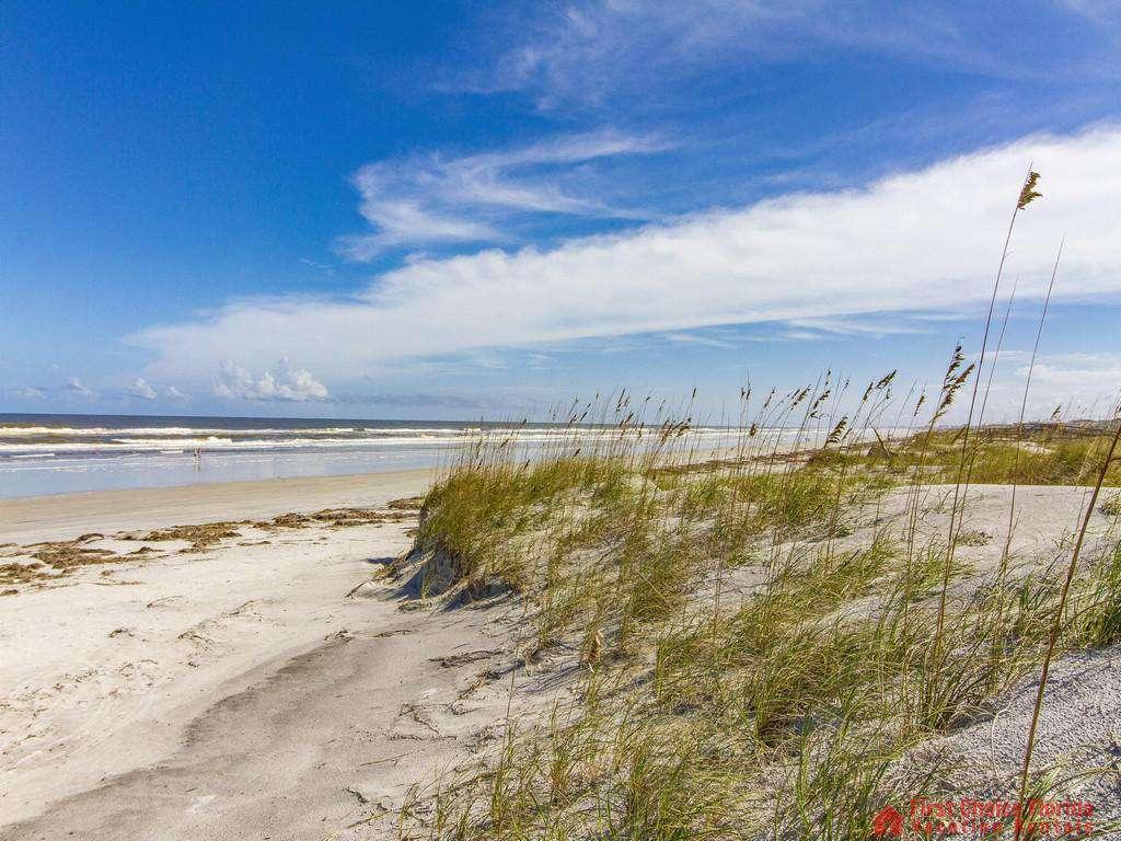 St. Augustine Florida Sugar Sand Beaches
