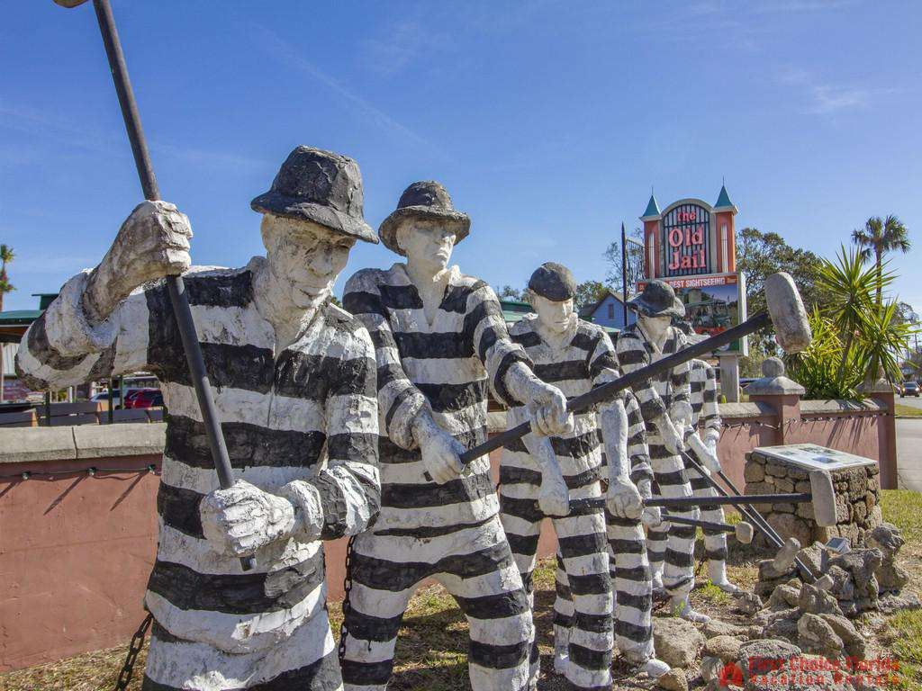 St. Augustine Florida Old Jail