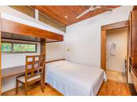 Guest bedroom #3, Full size & single twin bunk, private bathroom (located in main house) thumb