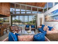 Main living area, dining area and ocean views thumb