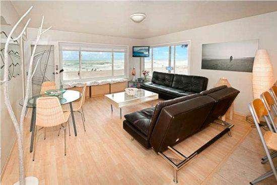 #103 Mission Beach Luxury Oceanfront 2nd Floor #3